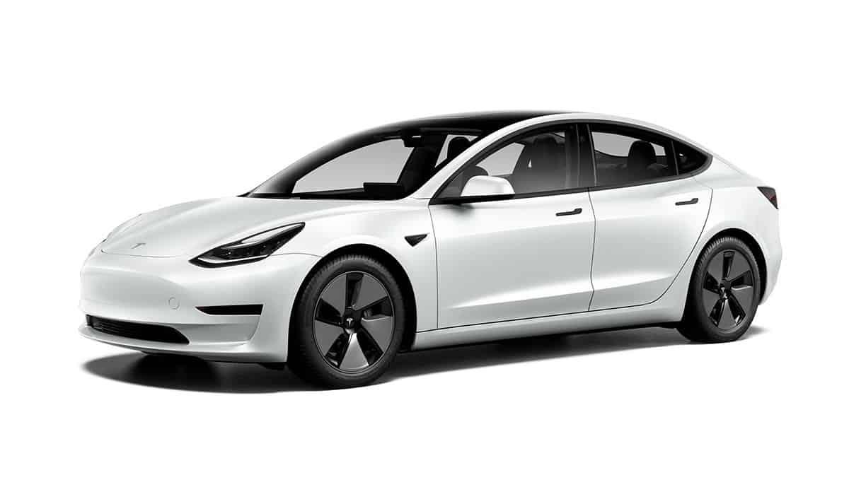 Elektromobilis Tesla Model 3