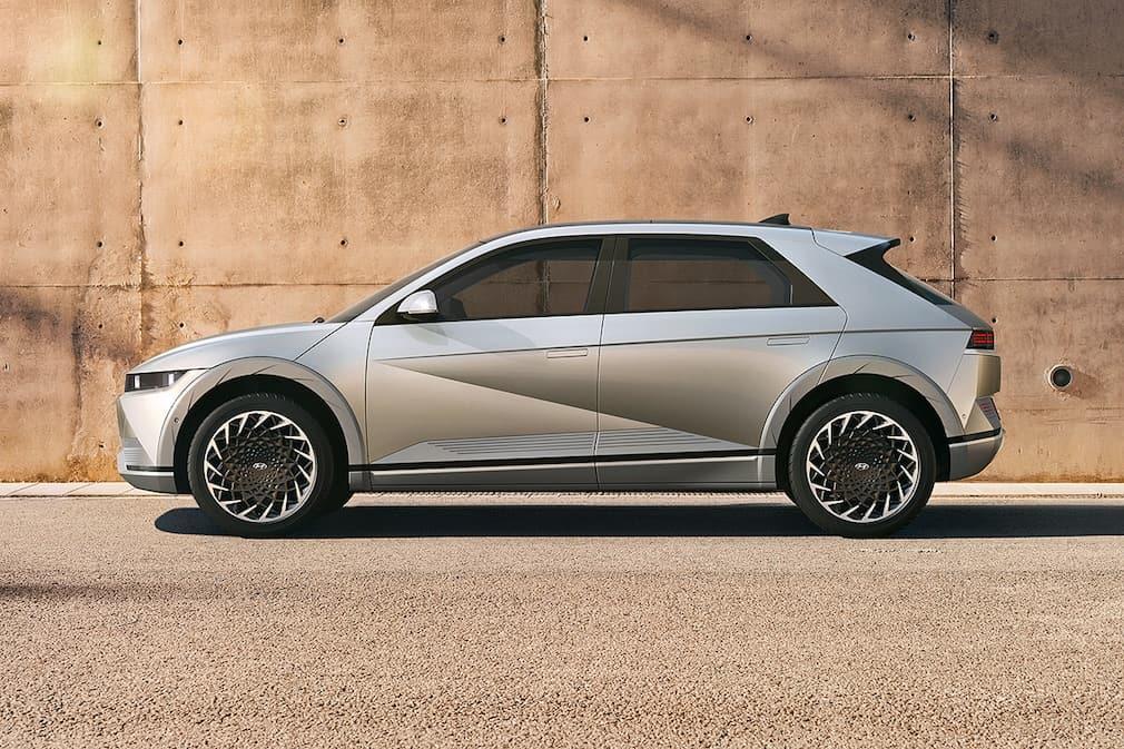 Hyundai IONIQ5 elektromobilis